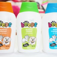 Resenha: Beeps Shampoo Filhotes, Neutro e Branqueador | Pet Society