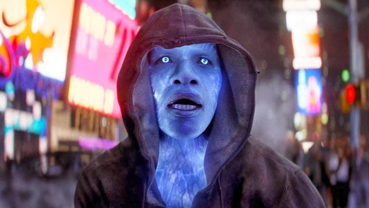 O espetacular homem Aranha 2 - Clube do Filme - poster - Spider Man - Jamie Foxx Andrew Garfield Electro movie - 03