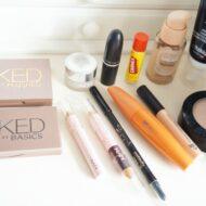 Tutorial Maquiagem Fácil e Rápida para o Dia e Noite com a Naked Basics e Flushed da Urban Decay
