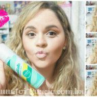 Cabelo Sujo? Use Shampoo Seco! (Resenha e Como Eu Uso) Cabelos Cacheados