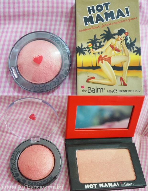 Blog Loi Curcio | www.loicurcio.com.br | Dupe (Primo Baratinho) Hot Mama da The Balm e Rosalix da Quem Disse, Berenice-6