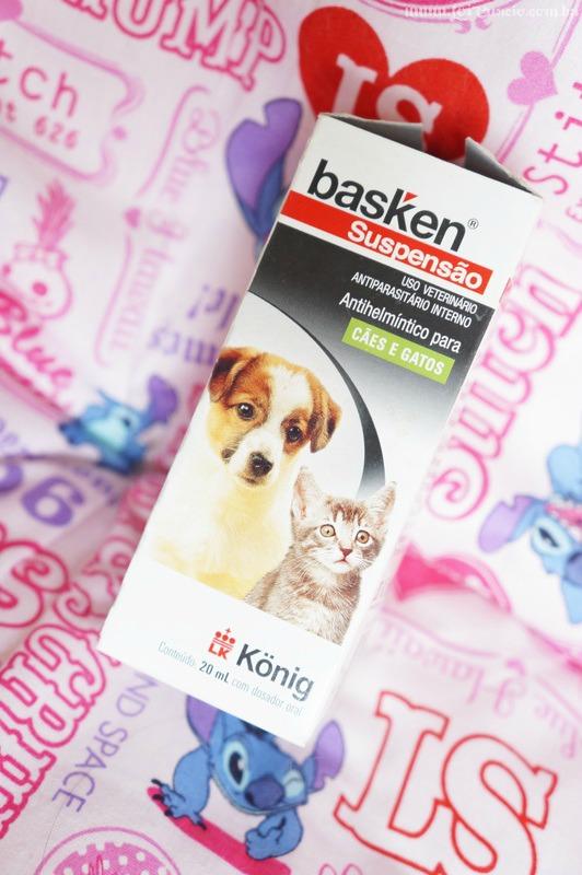 Blog Loi Curcio  www.loicurcio.com.br  Basken Suspensão AntiparasitárioVermífugo Para Cães e Gatos-1