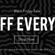 Black Friday e Ciber Monday Sedona Lace: 50% Off Em Todo Site