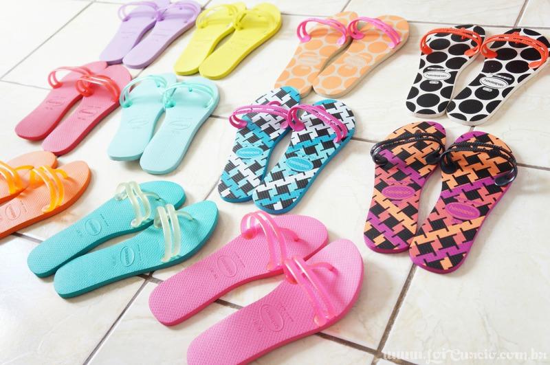 Blog Loi Curcio | www.loicurcio.com.br | Chinelos Femininos | Havaianas Flat Gum Fashion - Coleção 2014-4