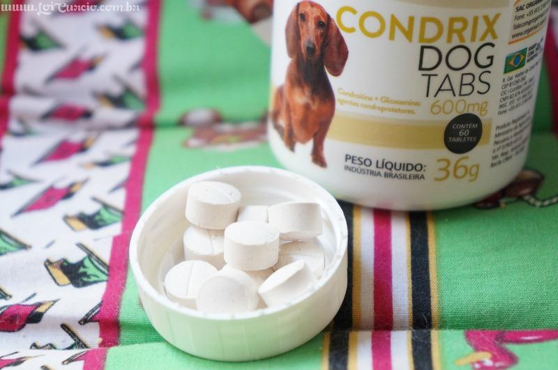 Blog Loi Curcio | www.loicurcio.com.br | Condrix Dog Tabs - Suplemento Alimentar| Organnact Saúde Animal.-1