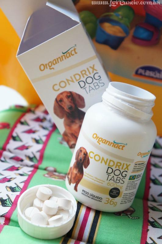 Blog Loi Curcio | www.loicurcio.com.br | Condrix Dog Tabs - Suplemento Alimentar| Organnact Saúde Animal.-2