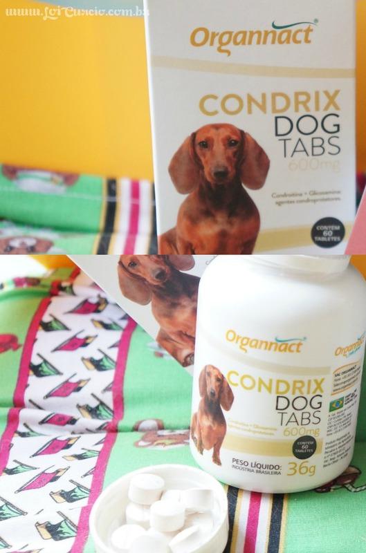 Blog Loi Curcio | www.loicurcio.com.br | Condrix Dog Tabs - Suplemento Alimentar| Organnact Saúde Animal.-3
