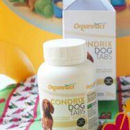 Condrix Dog Tabs – Suplemento Alimentar| Organnact Saúde Animal