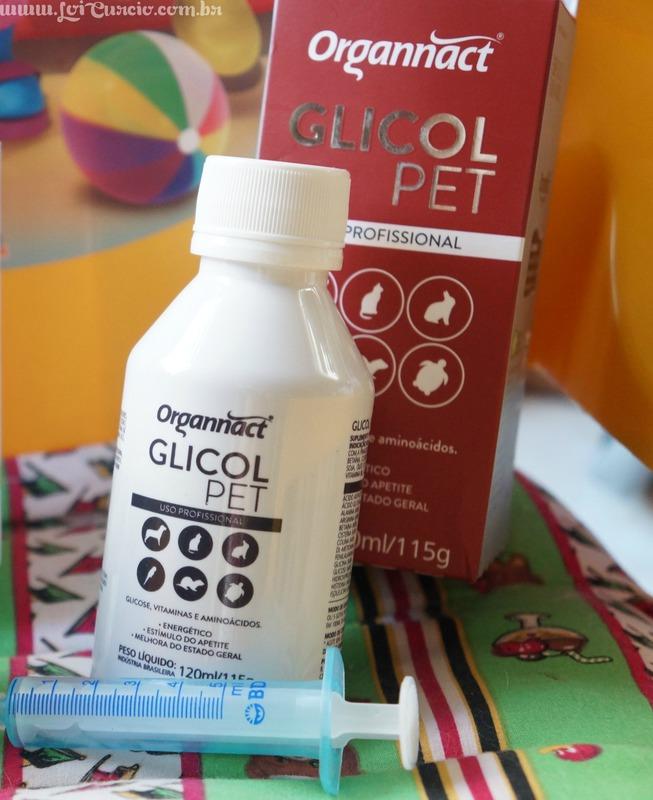 Blog Loi Curcio | www.loicurcio.com.br | Glicol Pet – Suplemento Vitamínico| Organnact Saúde Animal-1