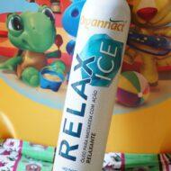 Relax Ice Organnact Pets | Óleo Relaxante e Hidratante Para Massagem