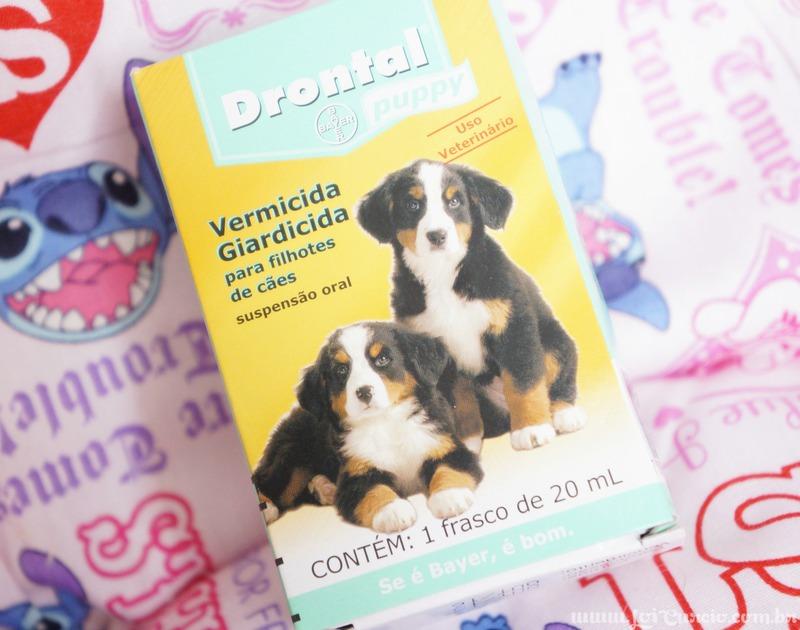 Blog Loi Curcio | www.loicurcio.com.br | Drontal Puppy Suspensão - Vermicida Giardicida Para Cães Filhotes-1