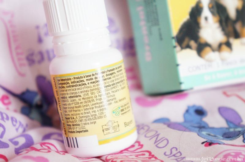 Blog Loi Curcio | www.loicurcio.com.br | Drontal Puppy Suspensão - Vermicida Giardicida Para Cães Filhotes-4