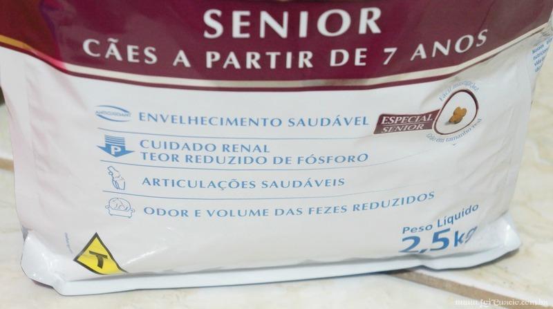 Blog Loi Curcio | www.loicurcio.com.br | Ração Premier Ambientes Internos Senior - Cães a Partir de 7 Anos (Idosos)-2