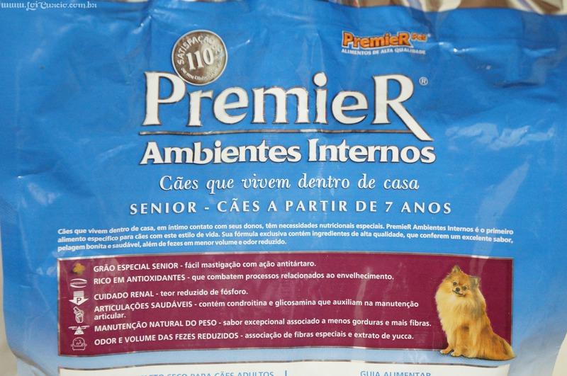 Blog Loi Curcio | www.loicurcio.com.br | Ração Premier Ambientes Internos Senior - Cães a Partir de 7 Anos (Idosos)-3