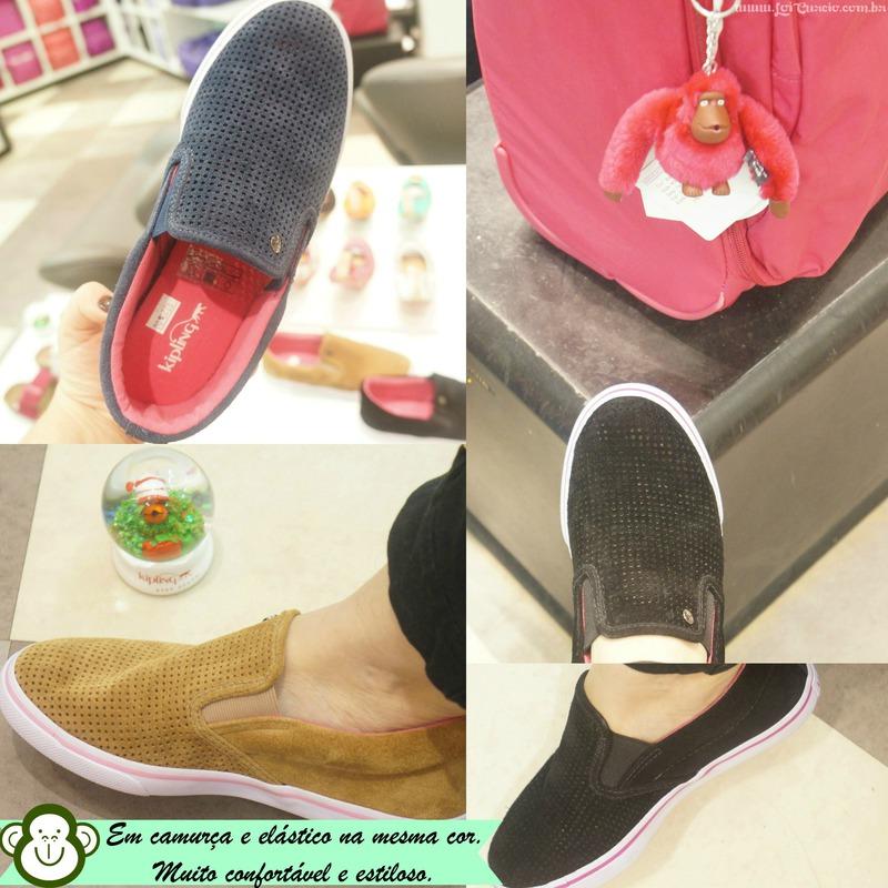 Colecao Kipling Shoes Fun & Fresh | III Selecao Correspondente Kipling - Loi Curcio-4