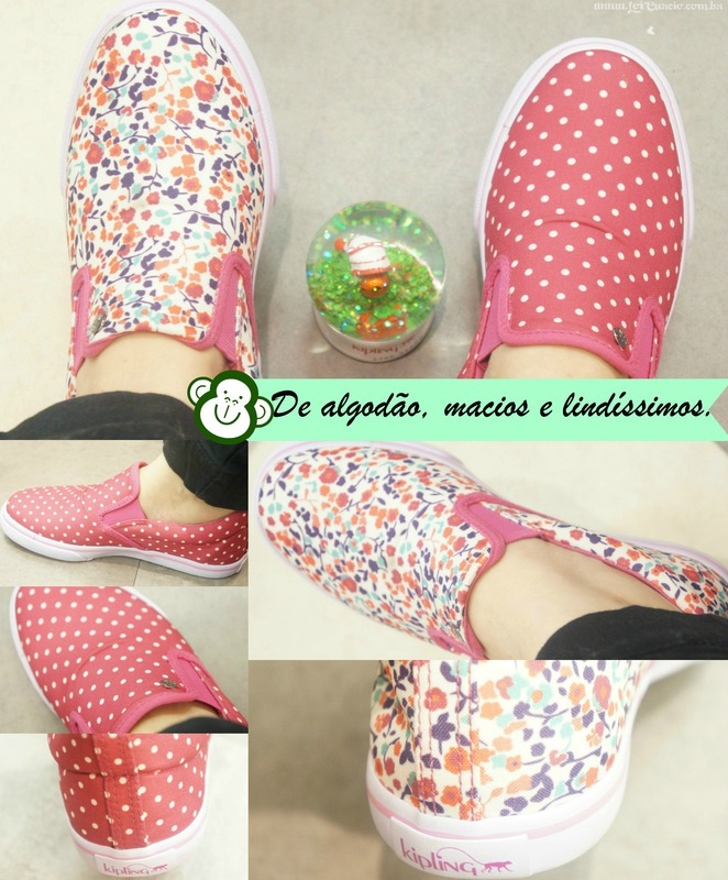 Colecao Kipling Shoes Fun & Fresh | III Selecao Correspondente Kipling - Loi Curcio-5