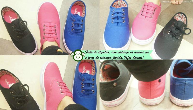 Colecao Kipling Shoes Fun & Fresh | III Selecao Correspondente Kipling - Loi Curcio-8