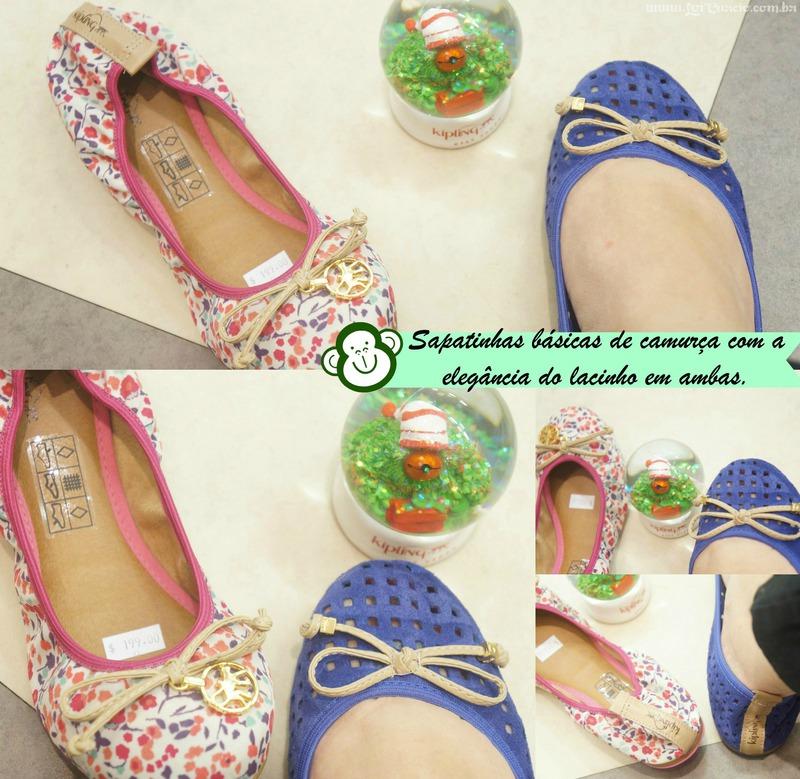 Colecao Kipling Shoes Fun & Fresh | III Selecao Correspondente Kipling - Loi Curcio-9