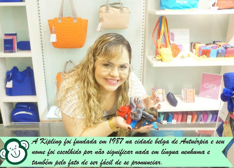 Colecao Kipling Shoes Fun & Fresh | III Selecao Correspondente Kipling - Loi Curcio