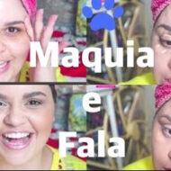 MAQUIA e FALA | Marley, Luto, Cremação, Céu e Superação