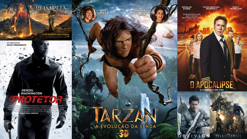 Ultimos Filmes Que Assistir no Cinema em 2014 - Loi Curcio