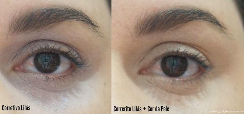Making Of Corretivo em Creme Lilas Contem 1g - Loi Curcio -5