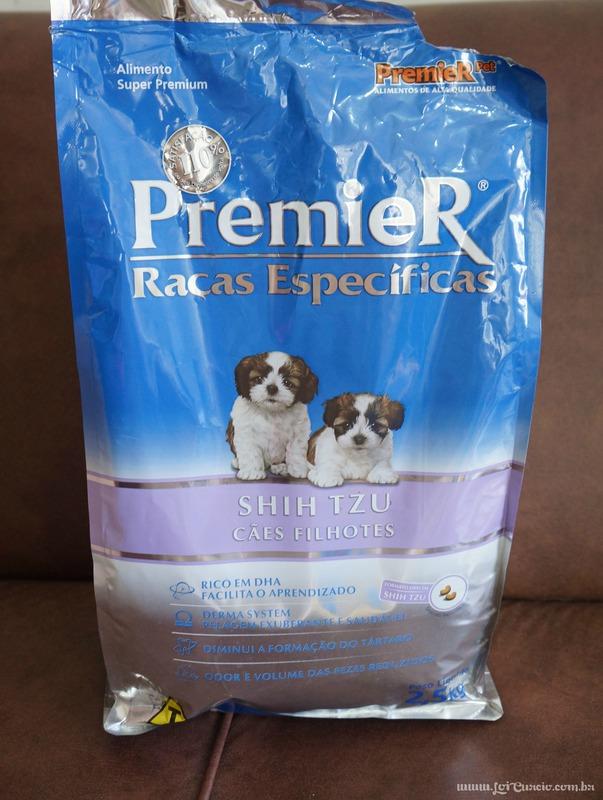 Racao Premier Pet Racas Especificas Shih tzu Caes Filhotes - Loi Curcio -5
