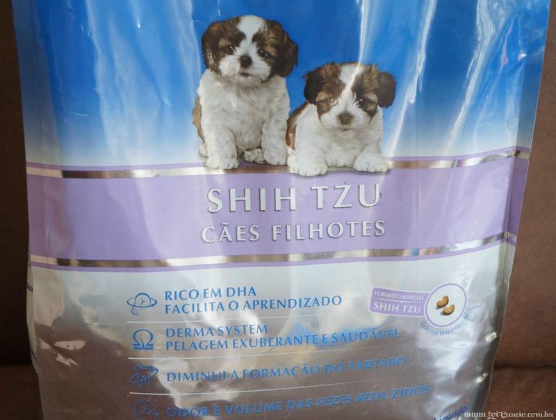 Racao Premier Pet Racas Especificas Shih tzu Caes Filhotes - Loi Curcio