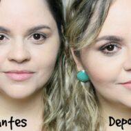 Tutorial de Maquiagem: Make Verde, Marrom e Dourado