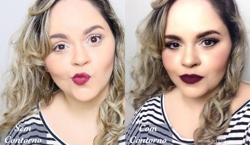 Contorno Facial Emagreca e Afine Seu Rosto Com Maquiagem – Loi Curcio-1