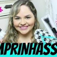 Comprinhas Fashion, Beleza, Maquiagem, Saúde, Papelaria e Eletrônico | #LóiPor31Dias 29