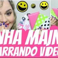 Minha Mãe (Mainha) Narrando Vídeo: Tag Mostre Seu Celular (Capas e Apps) #LóiPor31Dias 22