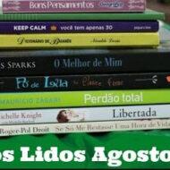 Livros Lidos – Agosto 2015