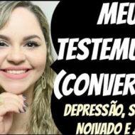 Meu Testemunho (Conversão): Depressão, Suicídio, Noivado e Jesus | #LóiPor31Dias 31