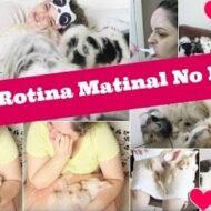 Minha Rotina Matinal No Inverno (Bom Dia!) | My Morning Routine Winter