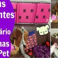 Meus Presentes de Aniversário Para Minhas Filhas Pet (Shih Tzu) #Dogsdalói