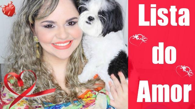 Lista do Amor de 2015 - Loi Curcio