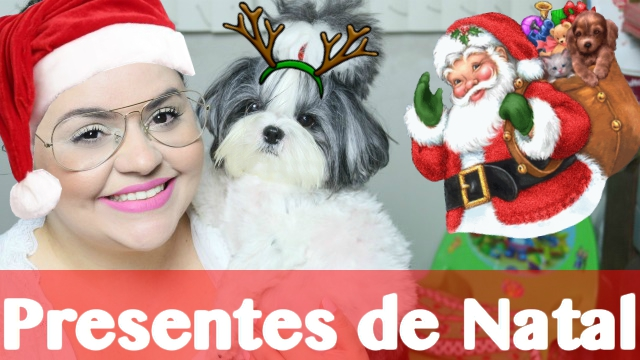 Presentes de Natal - 2015 | Beleza, Moda, Pet, Decoracao, Acessorios e Muito Mais - Loi Curcio