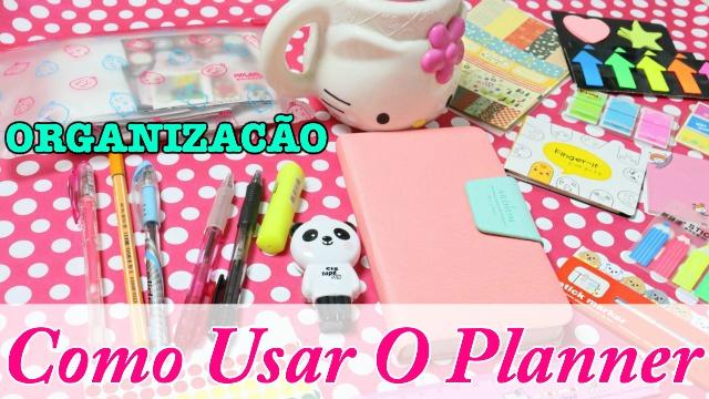 Agenda Diario Para Se Organizar | Como Usar Um Planner (Ardium Pastel Diary) - Loi Curcio