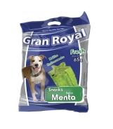 As 19 Melhores Marcas Pet | So Os Produtos Top e Favoritos das Minhas Meninas Shih Tzu Cadelinhas Dogs - Loi Cúrcio - Gran Royal Snacks Sabor Menta