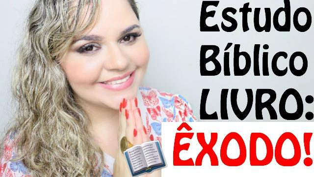 Estudo da Biblia Online Virtual Palavra de Deus Livro Exodo - Loi Curcio