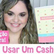 Livro Caixa Para Se Organizar Financeiramente | Como Usar Um Cash Book (Hello! Coco Cash Plan Free Note)