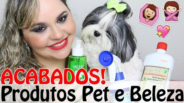 Produtos Acabados:Terminados Aprovados de Beleza e Pet Usados Ate o Fim | Marco:2016 - Loi Curcio