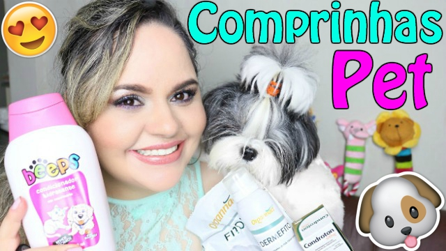 Comprinhas Pet Para Minhas Filhas Pet Cadelinhas Shih Tzu #Dogsdaloi - Loi Curcio