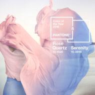 Tutorial de Maquiagem Para o Dia Com As Cores do Ano de 2016: Rosa Quartz e Azul Serenity