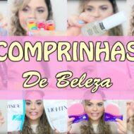 Comprinhas de Beleza: Corpo, Rosto, Cabelo, Unhas, Maquiagem & MAIS