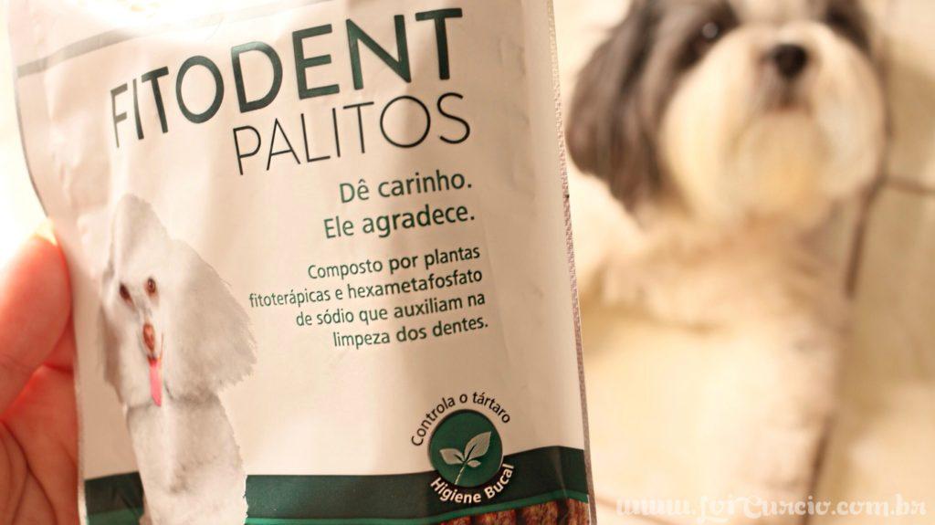 Petisco Para Controle dos Tartaros, Mau Halito e Higiene Bucal Dos Cães | Ossos Palitos Fitodent da Organnact - Loi Curcio -4