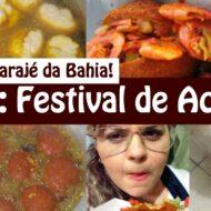 Vlog: Festival de Acarajé, Comunhão Com Irmãos (Igreja) e Saudades dos meus Dogs