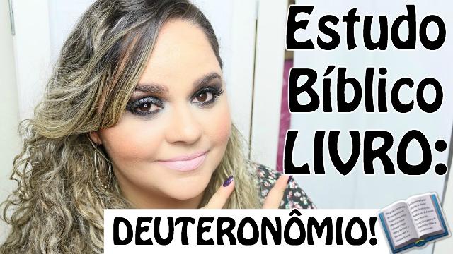 Estudo da Biblia Online Virtual (Palavra de Deus) | Livro Deuteronomio - Loi Curcio