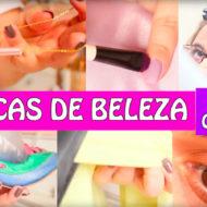 50 DICAS/TRUQUES/SEGREDOS de BELEZA que TODA GAROTA DEVE SABER (Beauty Tips) | Veda30
